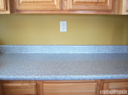 Counter Top Transformation