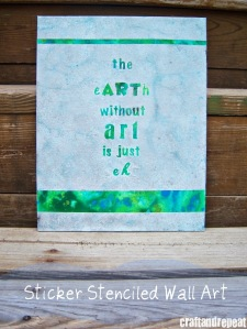 The Earth Without Art Wall Art