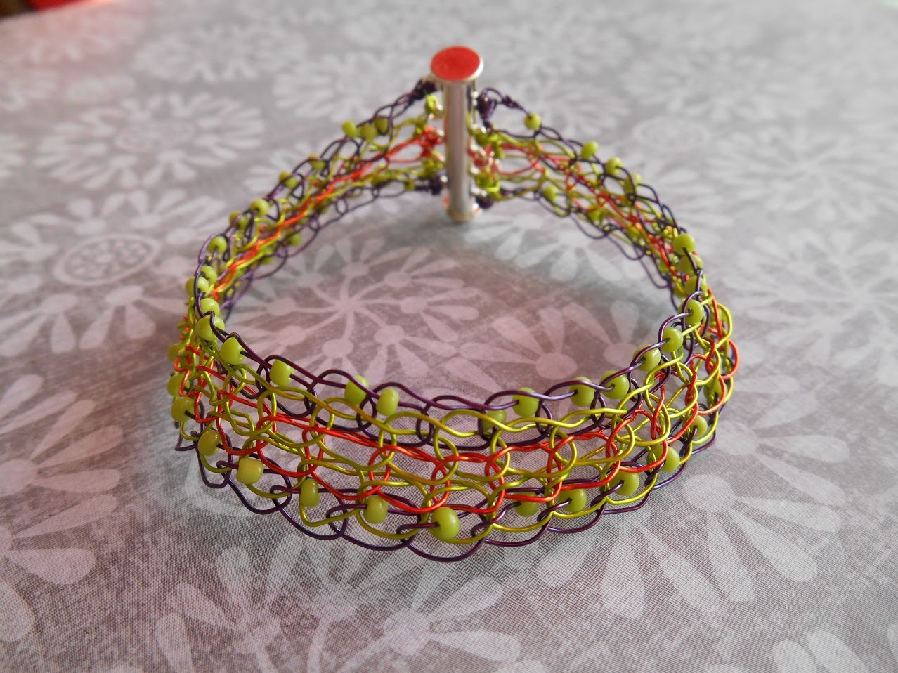 Wire Crochet : ... simple crochet patterns to make other types of wire crochet jewelry