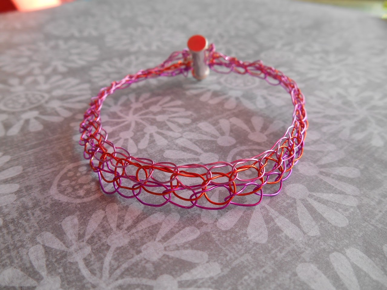 wire crochet Archives - One Artsy Mama